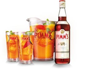 Pimm 39 s calling trix trumpet for What to mix with pimms