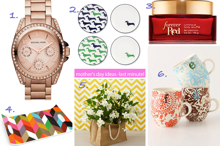 mother's day ideas last minute