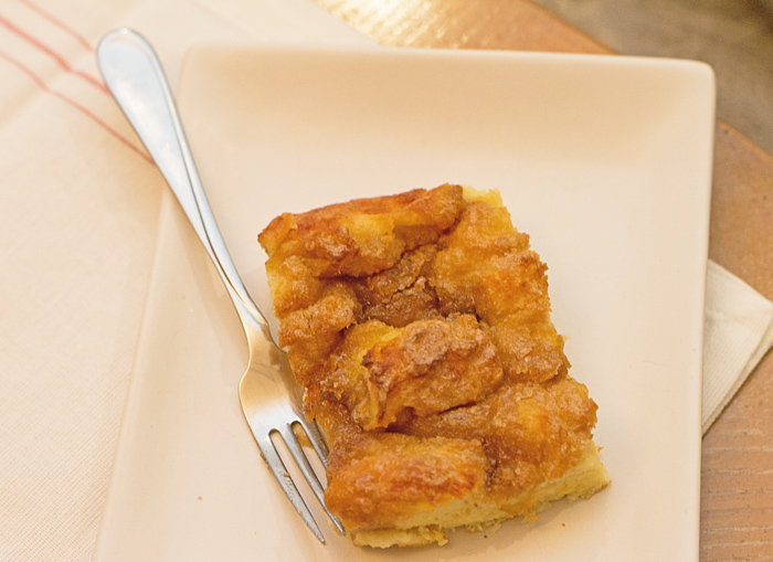 french toast casserole from www.trixandtrumpet.com