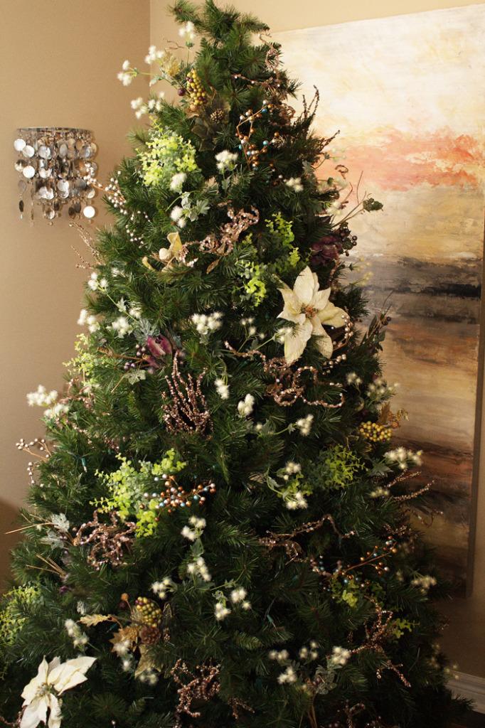 Christmas Tree Decor from Trix & Trumpet
